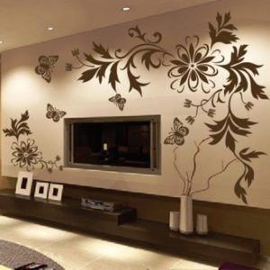 living-floral-stickere-decorative
